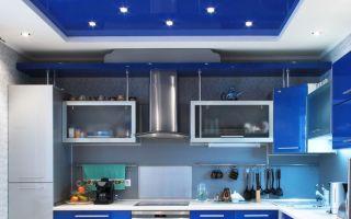 Подвесные потолки на кухню