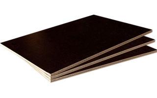 Сферы применения и преимущества ламинированной фанеры