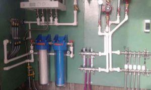 Система отопления коттеджа: разбираем варианты